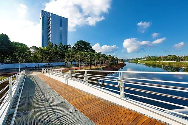 A Bayer está construindo também o EcoComercial Building (ECB), edifício ecológico comercial
