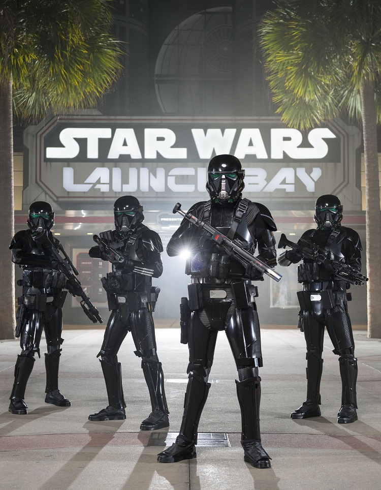 "Stormtroopers from ""Rogue One: A Star Wars Story"" Coming to Disney's Hollywood Studios"