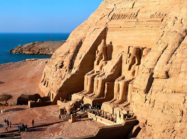 Abu Simbel, Near Aswan.