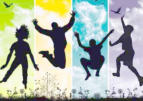 felicidade, alegria, festa, fim de ano