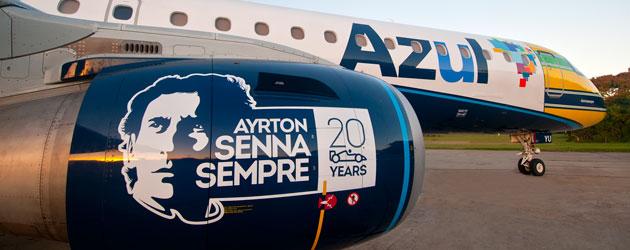 Aeronave-da-Azul-#SennaSempre