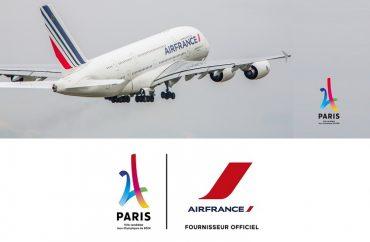 """""""Os Jogos Olímpicos representam uma ocasião importante para a Air France. Já apoiamos as equipes francesas no evento em Atlanta, Sydney, Atenas e Pequim, além de transportar a bandeira olímpica de Londres para o Rio de janeiro. Isso demonstra o orgulho da Air France em apoiar a ambição de Paris em sediar os Jogos Olímpicos"""", afirma Frédéric Gagey, CEO e presidente da Companhia."""