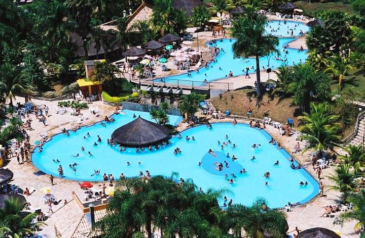 Aldeia das Águas Park Resort. Foto: Divulgação