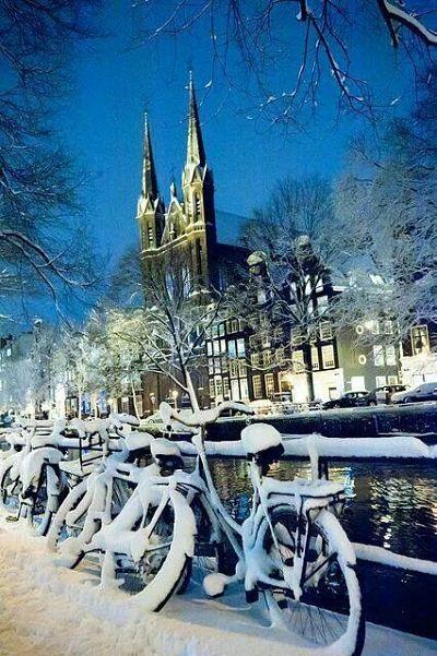 Amsterdam, Holanda 01
