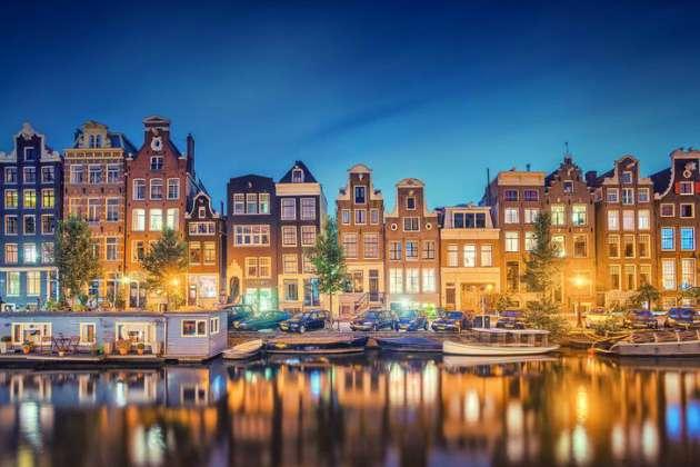 Qual a melhor opção para viajar entre Paris e Amsterdam?