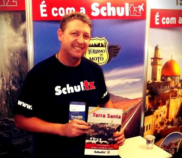 Aroldo Schultz - Presidente da empresa