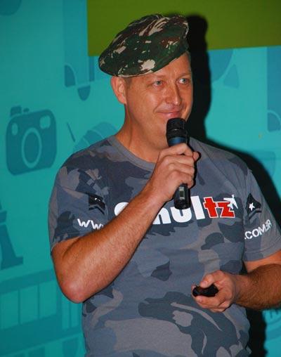 Aroldo Schultz, presidente do Grupo Schultz.