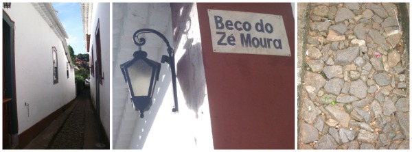 Beco do Zé Moura