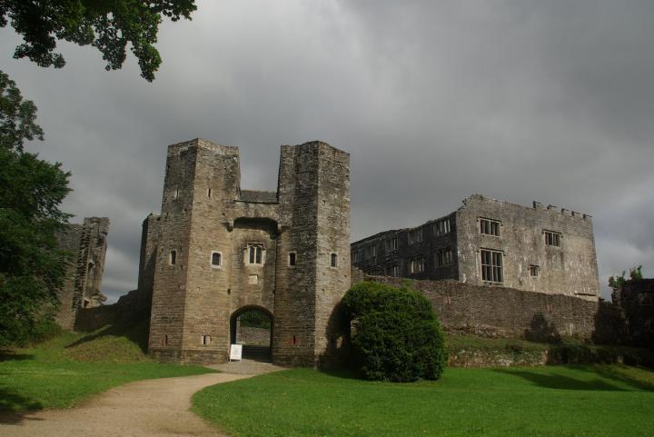 Visite castelos assombrados na Inglaterra