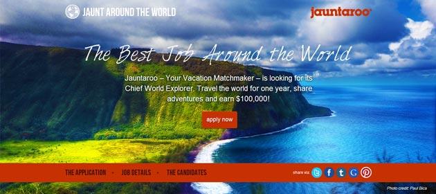 Best-Job-Around-the-World!