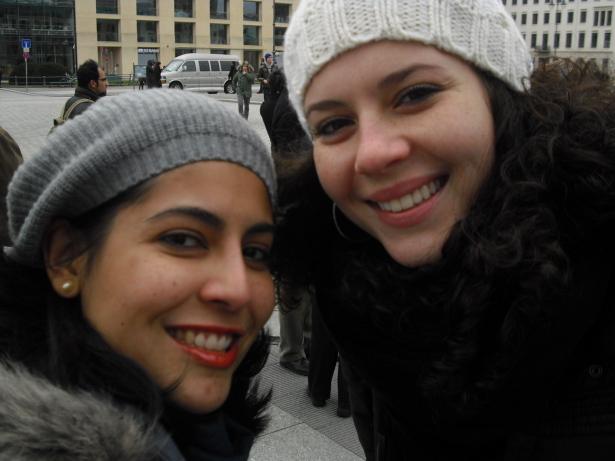 Brasileiras em Berlim