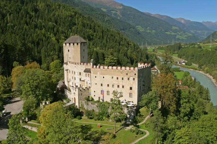 Bruck castle - Lienz Austria