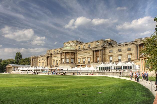 Buckingham Palace Queen's