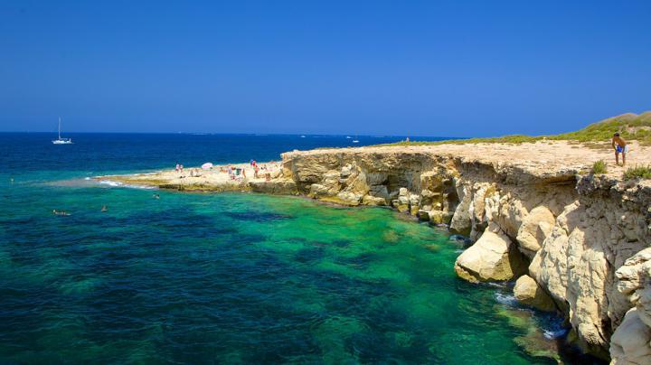 Bugibba-Beach-Malta
