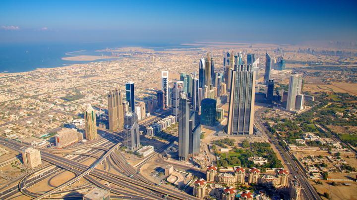 Burj Khalifa - Dubai Emirate1
