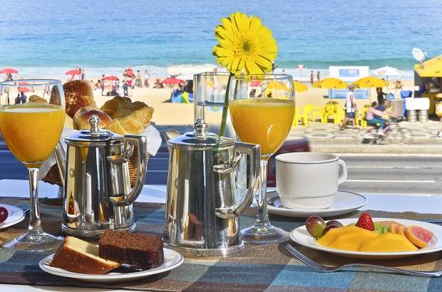 Café da Manhã. Foto: Sérgio Pagano