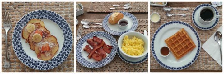 Café da manhã Solar do Arco