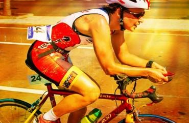 Campeã brasileira de Duatlo - Foto Andre Lima