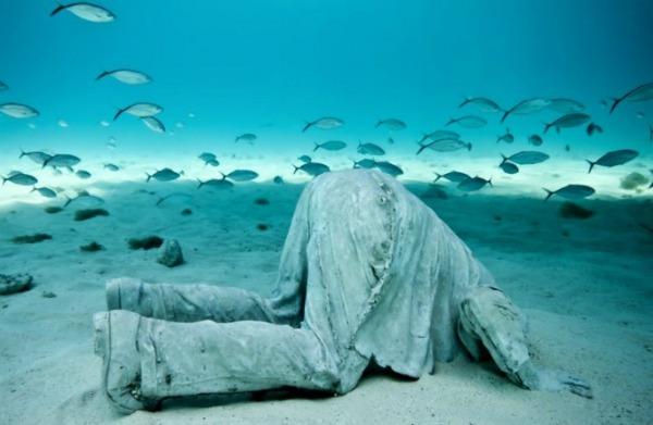 Cancun Underwater Museu2