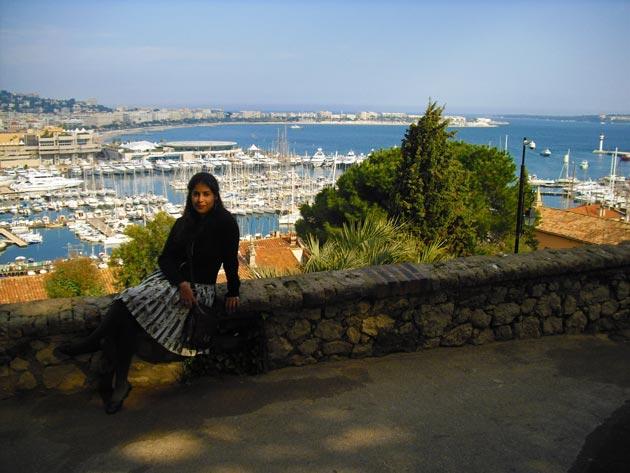 Cannes - Daniella