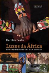 Capa do livro Luzes da Africa