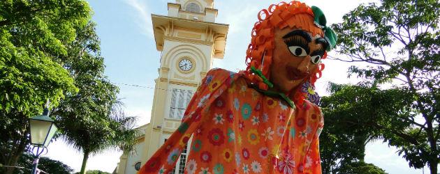 Carnaval em Socorro-SP