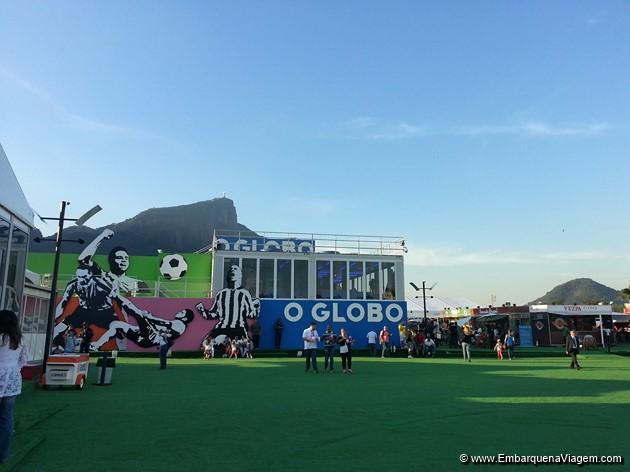 Casa O Globo em destaque