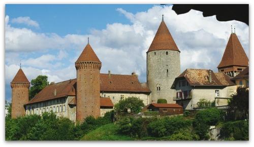 Castelo de Chenaux