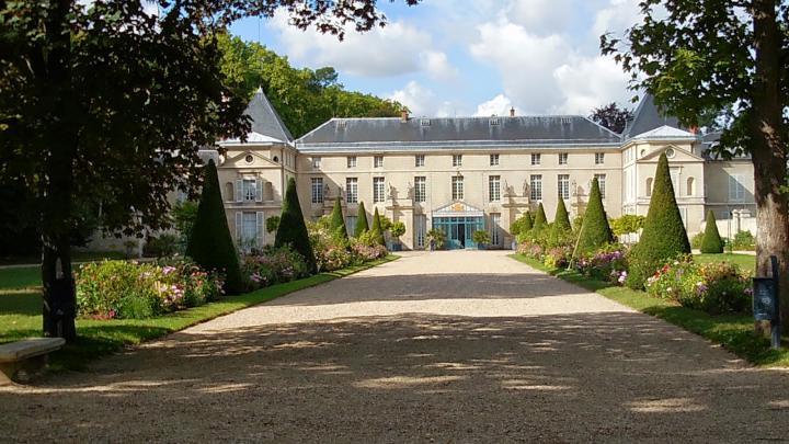 Castelo de Josephine Rueil Malmaison