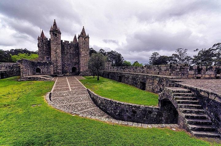 Castelo-de-Santa-Maria-da-Feira