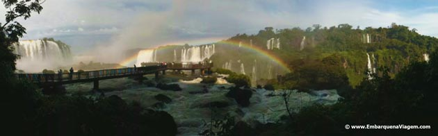 Cataratas-do-Iguaçú