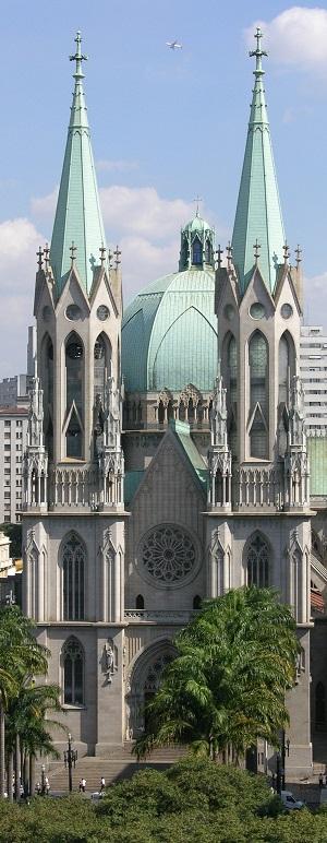 Catedral da Sé. Foto: Jefferson Pancieri-SPTuris
