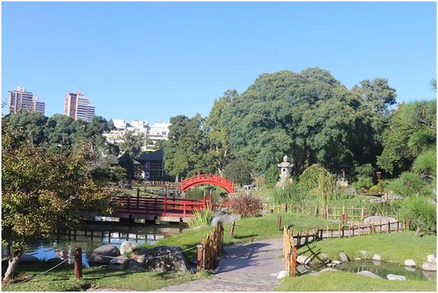 Centro Cultural e Ambiental Jardín Japonés. Foto: Divulgação