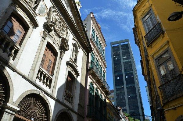 Centro do Rio - Rua do Ouvidor. Foto de Alexandre Macieira.