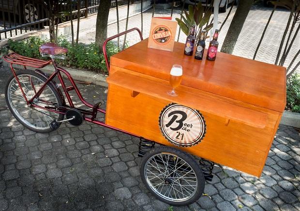 Beer Bike 21