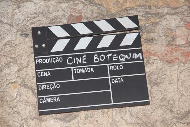 Cine Botequim - claquete