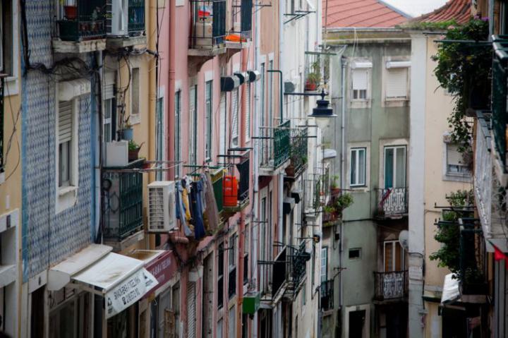 Colina de Santanna, Lisboa