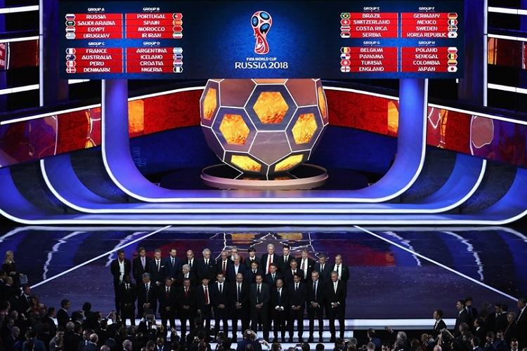 Copa do Mundo 2018  Confira a tabela d54e865d84f17
