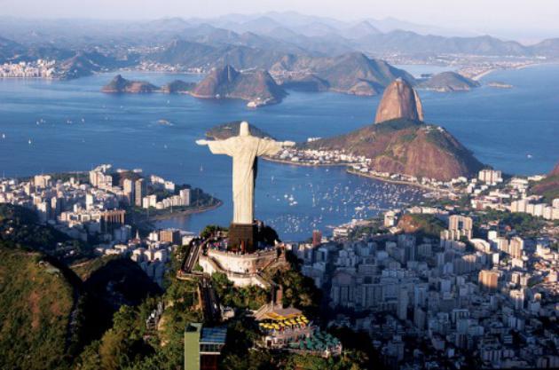 Corcovado, Cristo Redentor, Rio de Janeiro - Foto Ricardo Zerrenner 500
