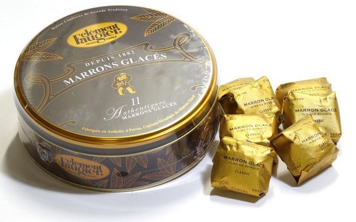 Marron Glacé francês