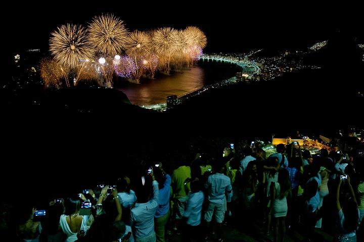 REVEILLON 2015. Foto: Mariana Vianna