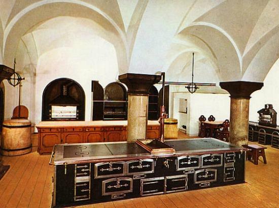 Cozinha castelo_de_neuschwanstein