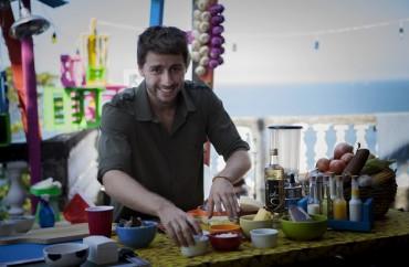 Cozinha na Laje com o chef Pedro Benoliel