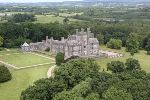 Crom Castle, County Fermanagh, Northern Ireland (2)