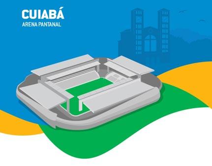 Cuiabá - Arena Pantanal