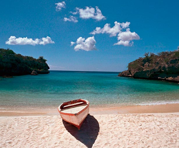 Curaçao barco