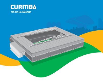Curitiba - Arena da Baixada
