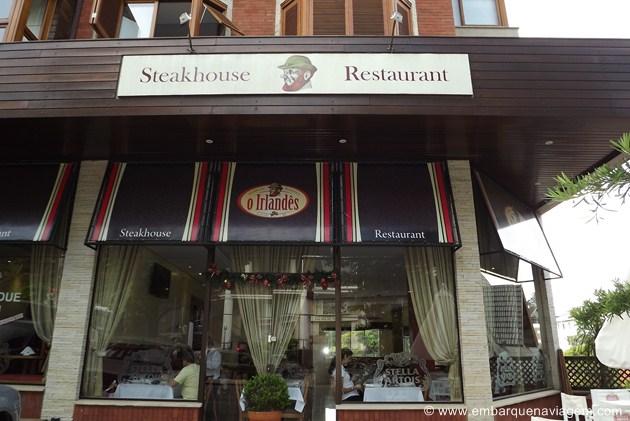 Restaurante O Irlandês