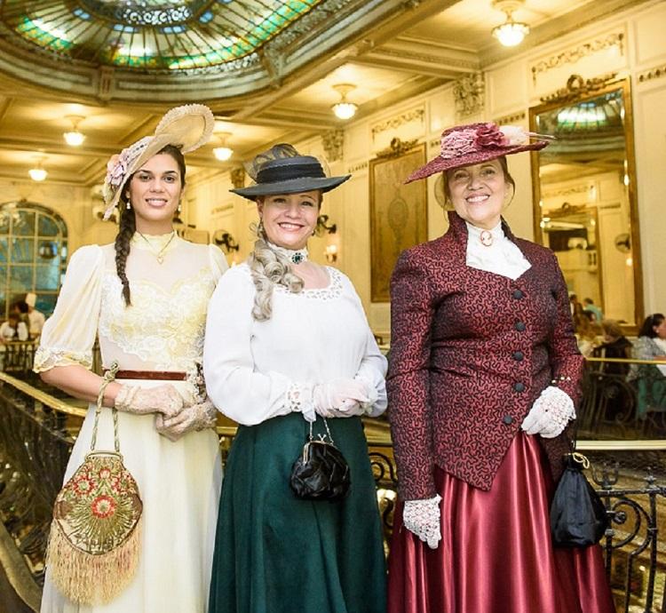 As Damas de La Botica. Foto: Wagner Pinheiro