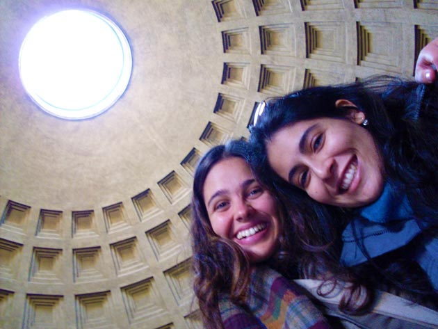 Daniella Barbosa - Para Roma com muito amor